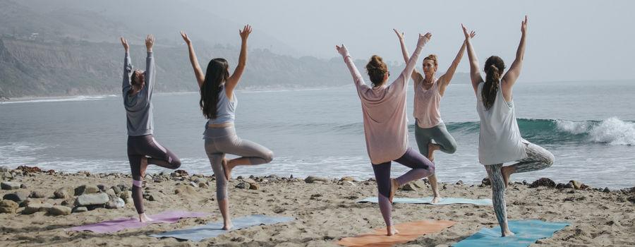 Billede til Yogarejser
