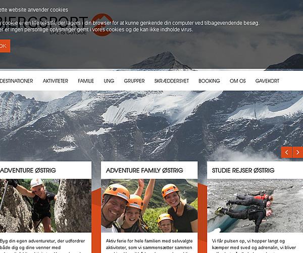 Bjergsport