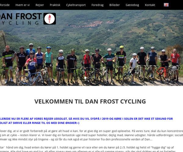 Dan Frost Cycling