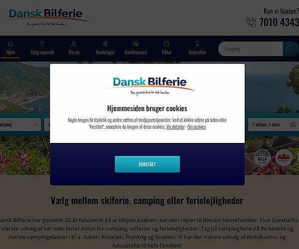 Dansk Bilferie