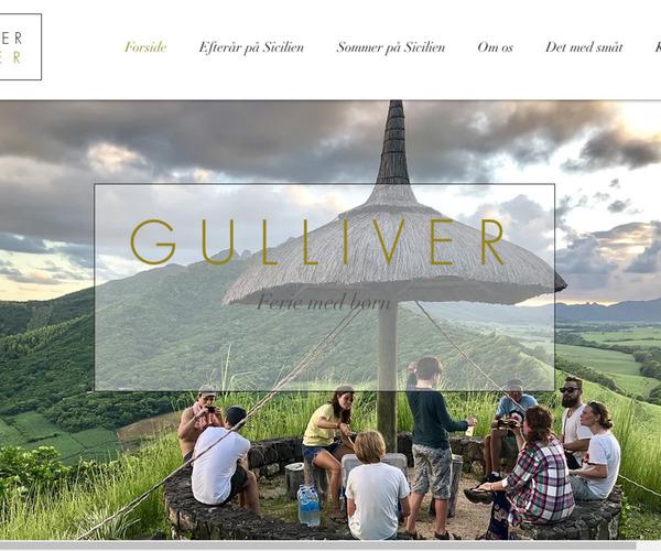 Gulliver Rejser