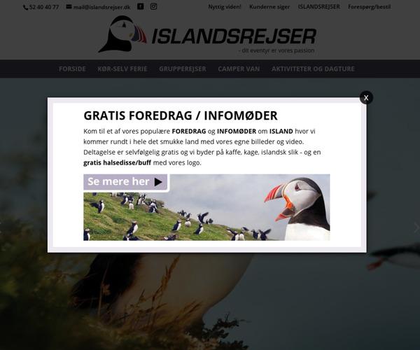 Islandrejser