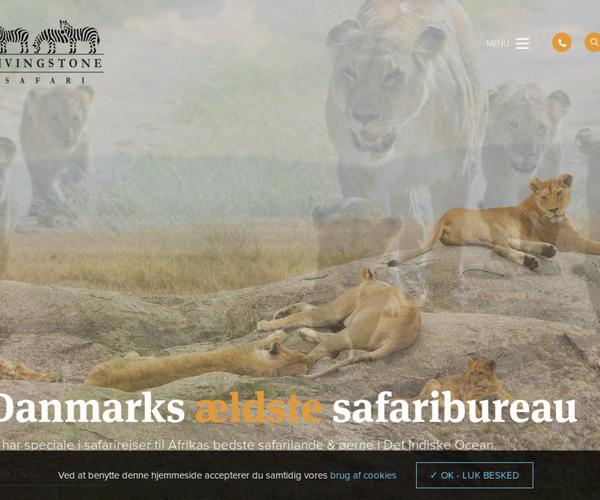 Livingstone Safari