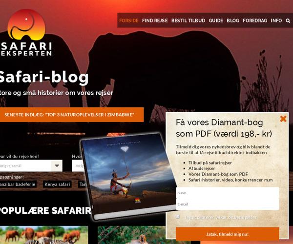 Safari Eksperten