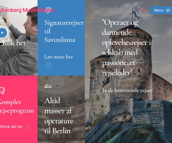 Schønberg Musik & Rejser