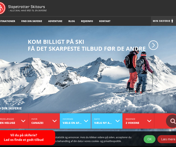Slopetrotter Skitours