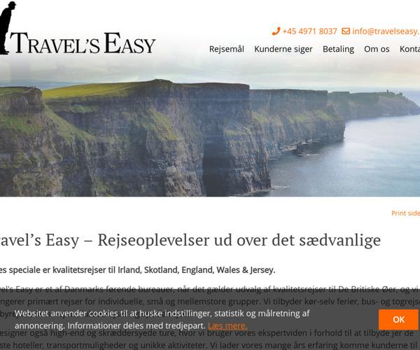 Travel's Easy